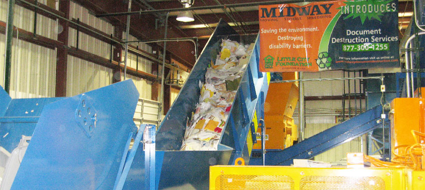 Shredding facility in Chicago IL